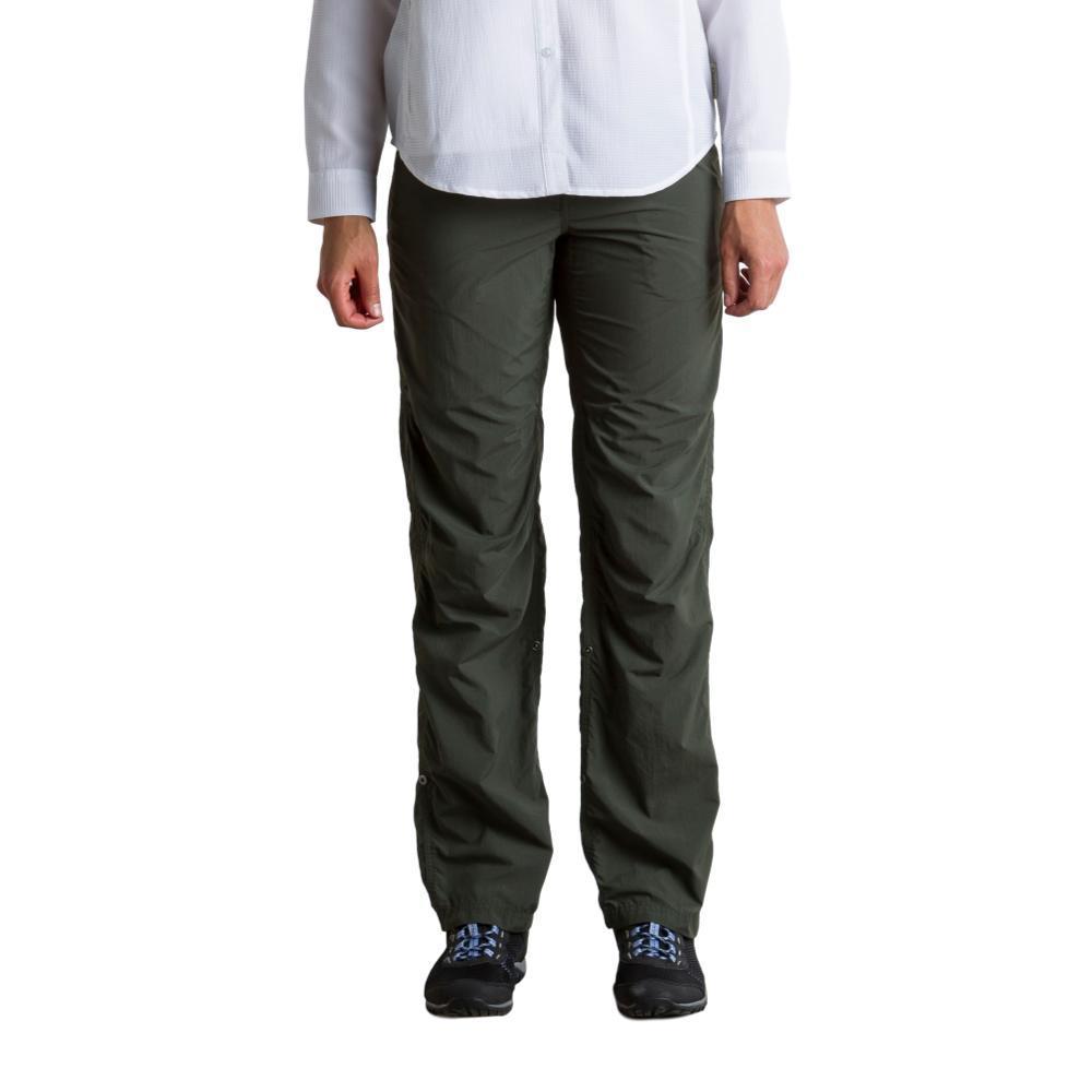 ExOfficio Women's BugsAway Damselfly Pants 29in NORI