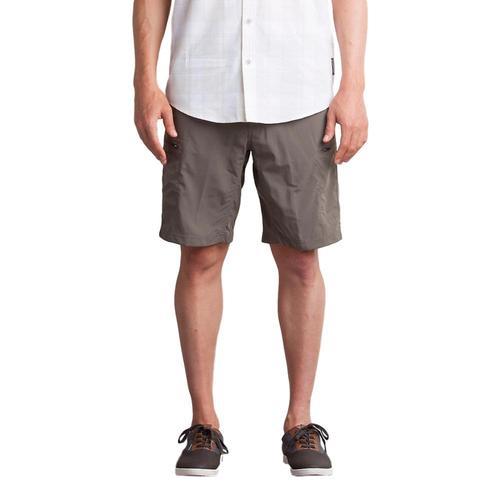 ExOfficio Men's Sol Cool Camino Shorts 10in Cigar
