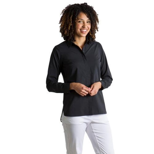 ExOfficio Women's Sofia L/S Shirt Black