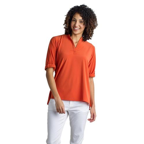 ExOfficio Women's Kizmet 3/4 Sleeve Shirt
