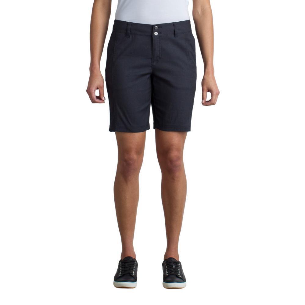 ExOfficio Women's Costera Bermuda Shorts - 9in CARBON