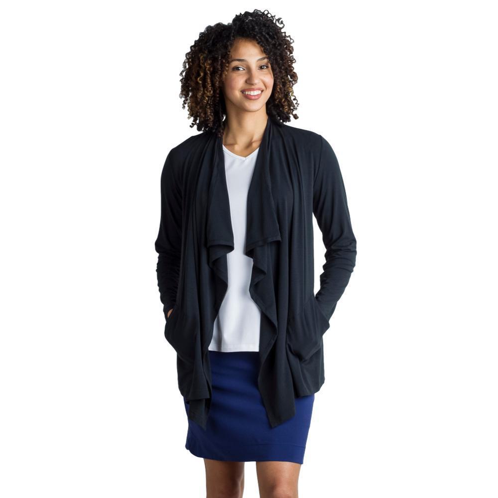 ExOfficio Women's Wanderlux Wrap BLACK