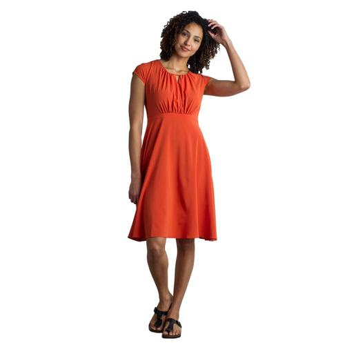 ExOfficio Women's Kizmet Cross Front Dress