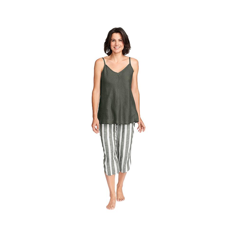 Flax Women's Strappy Cami HERB