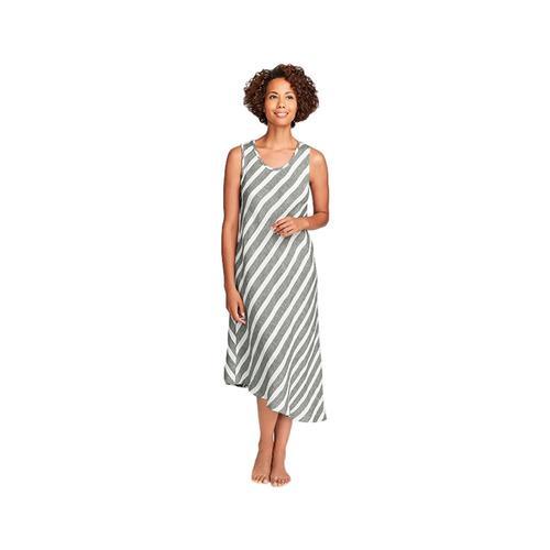 FLAX Women's Bias Tank Dress Herbstr