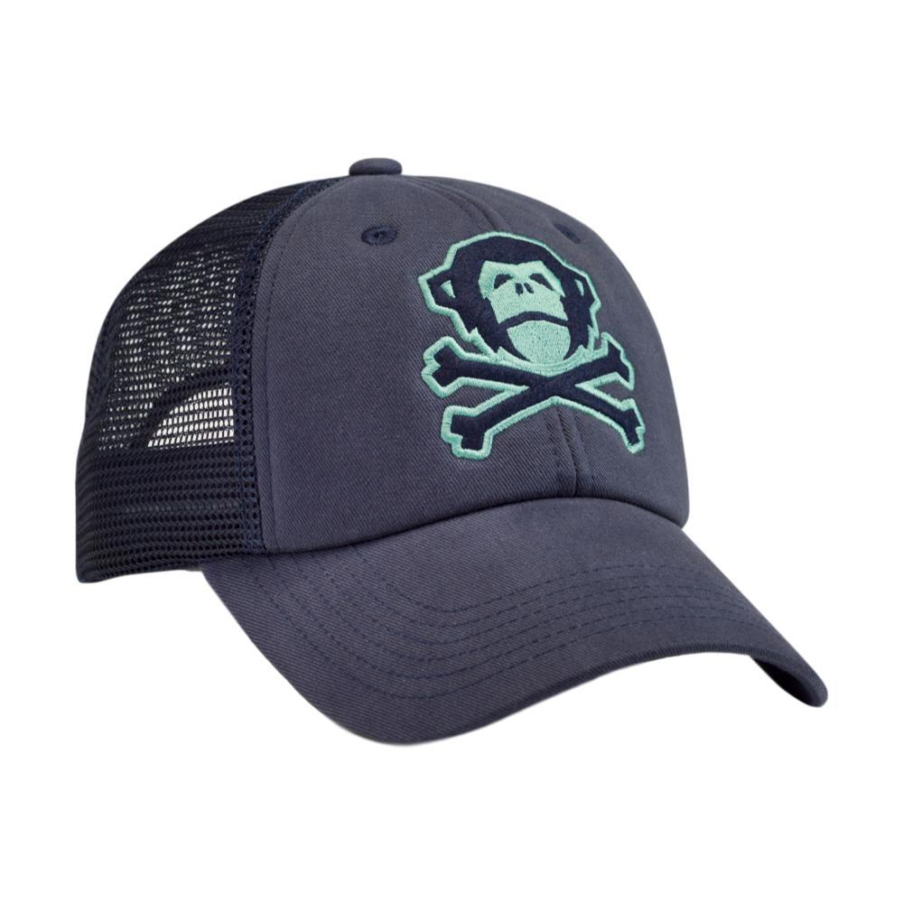 Howler Brothers Jolly Roger Standard Hat DARKBLUE