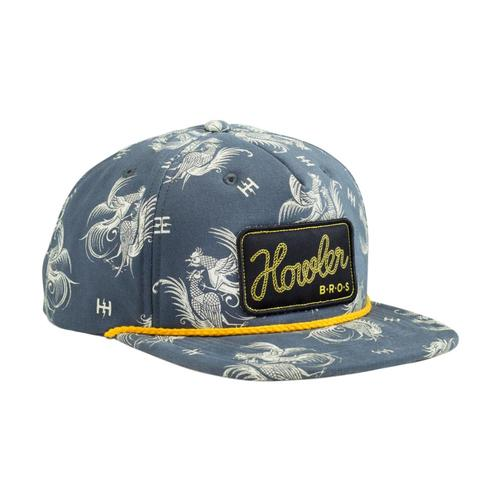 Howler Brothers Tie Down Snapback Hat