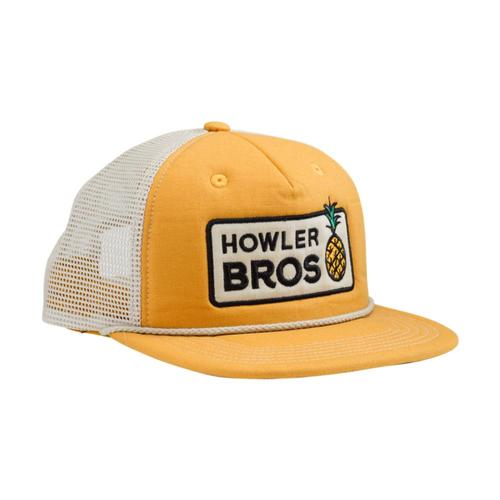 Howler Brothers Pineapple Snapback Hat