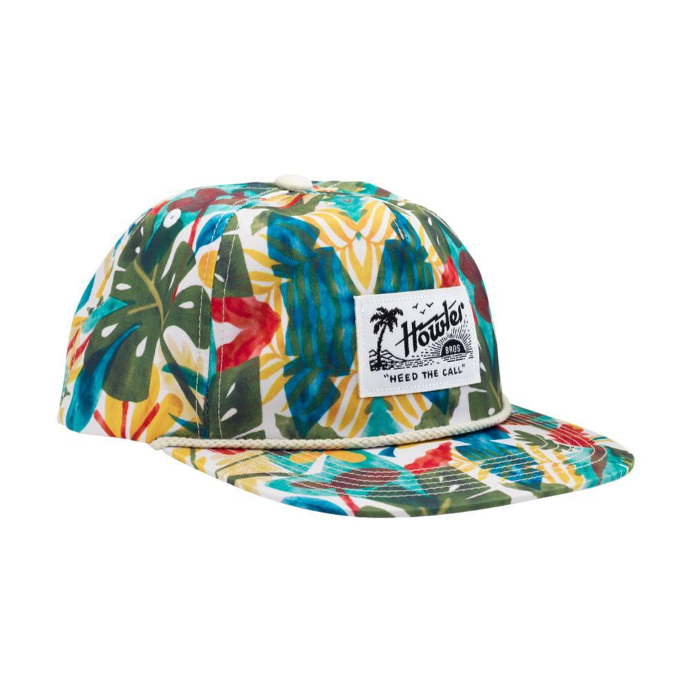 Howler Brothers Cloud Forest Unstructured Snapback Hat STONEPATTERN
