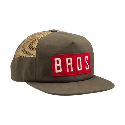Howler Brothers Scout Unstructured Snapback Hat Fatigue