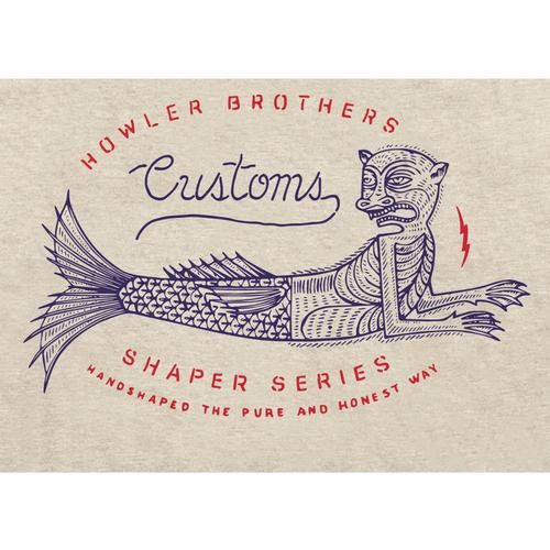 Howler Brothers Men's Shaper Series Select T-Shirt