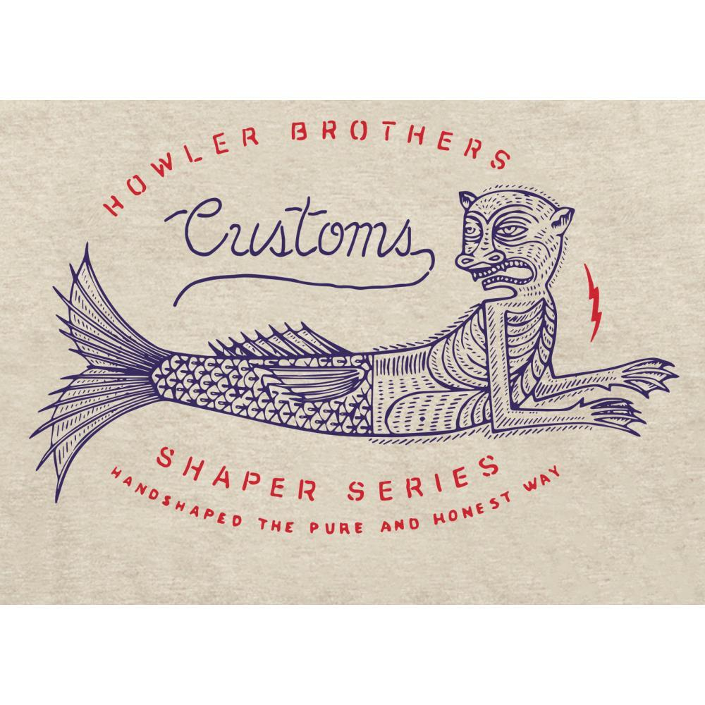 Howler Brothers Men's Shaper Series Select T-Shirt SAND