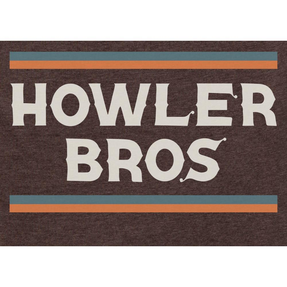 Howler Brothers Men's Beans Select T-Shirt ESPRESSO