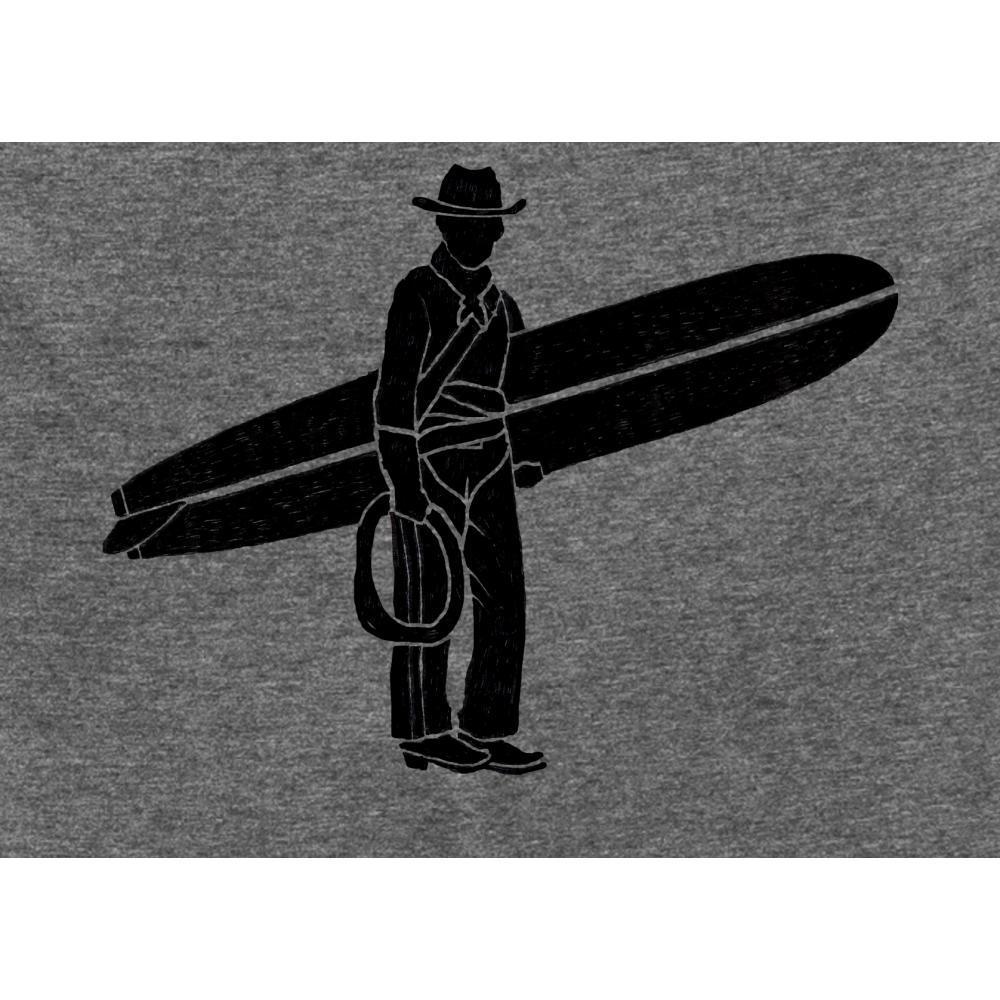 Howler Brothers Men's Roper Select T-Shirt DARKGREYHTHR