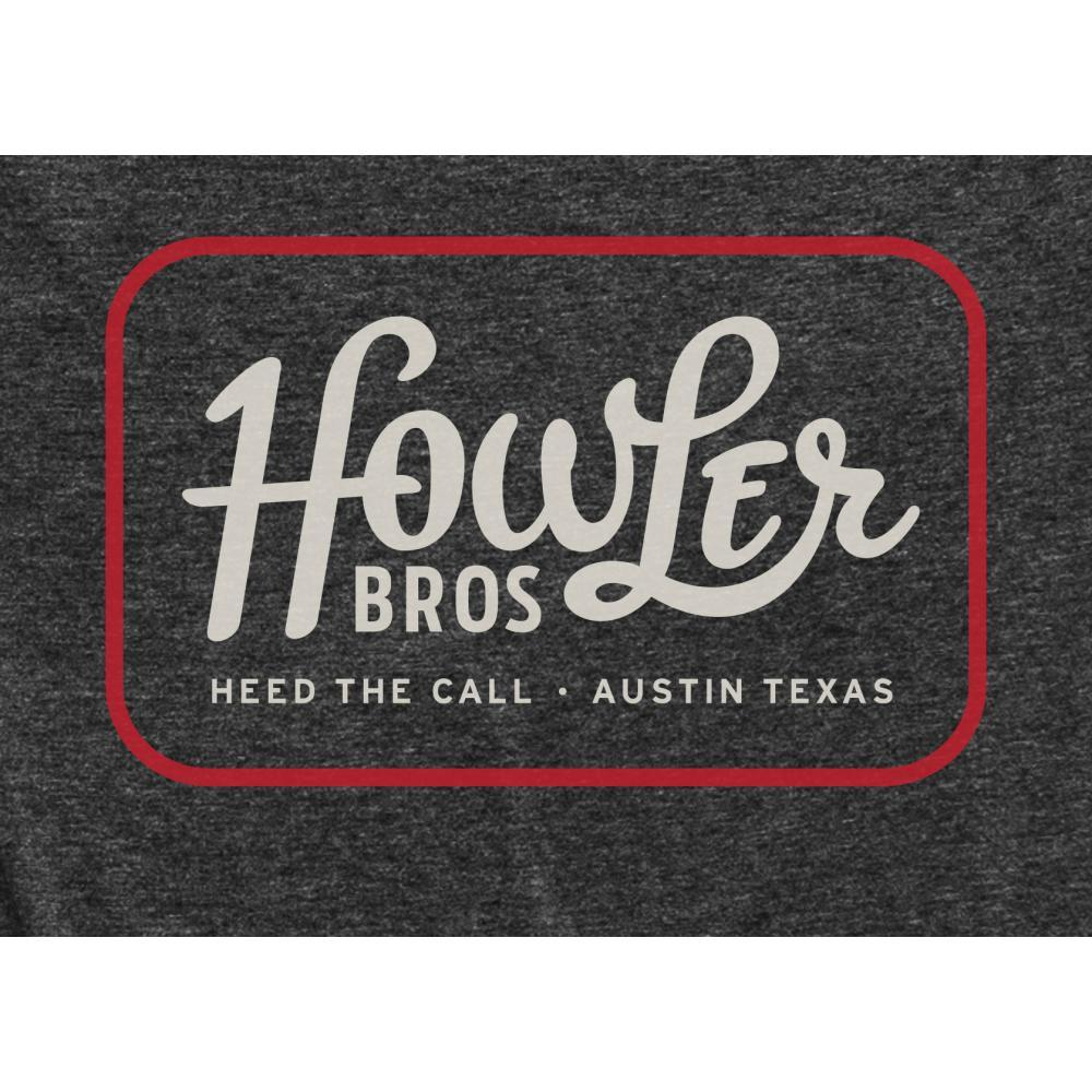 Howler Brothers Men's Classic Pocket T-Shirt CHARCOAL