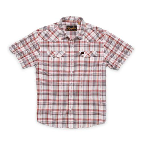 Howler Brothers Men's H Bar B Tech Short Sleeve Shirt