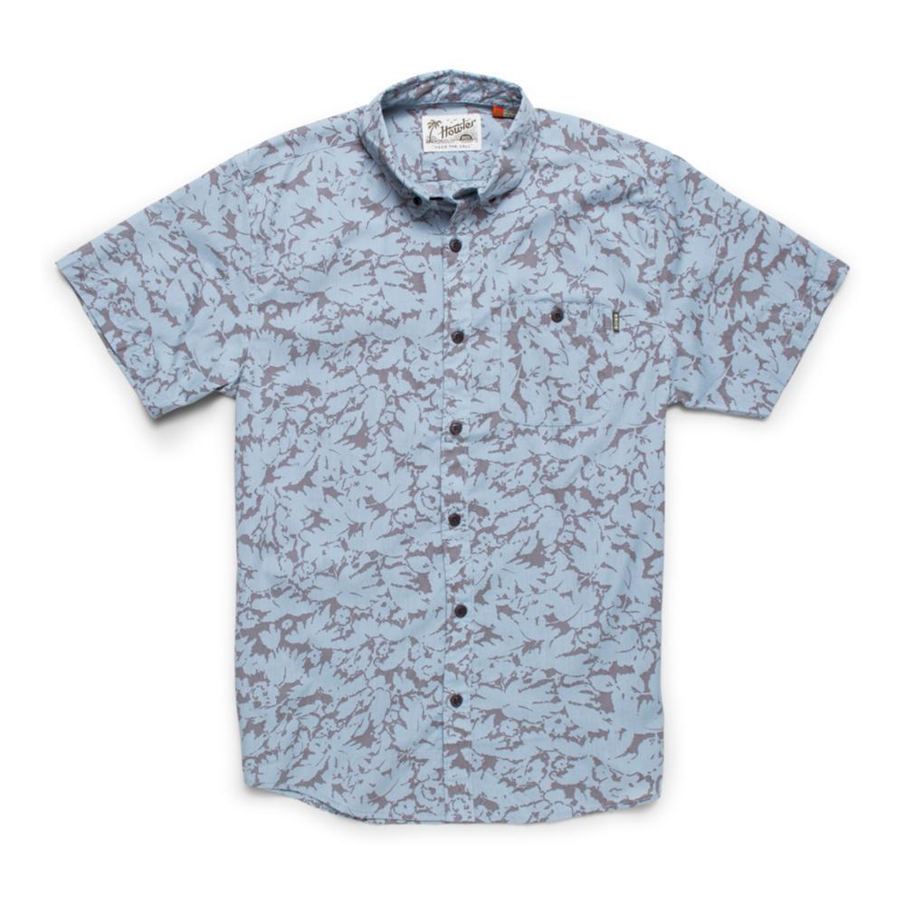 Howler Brothers Men's Mansfield Short Sleeve Shirt BLUELITE