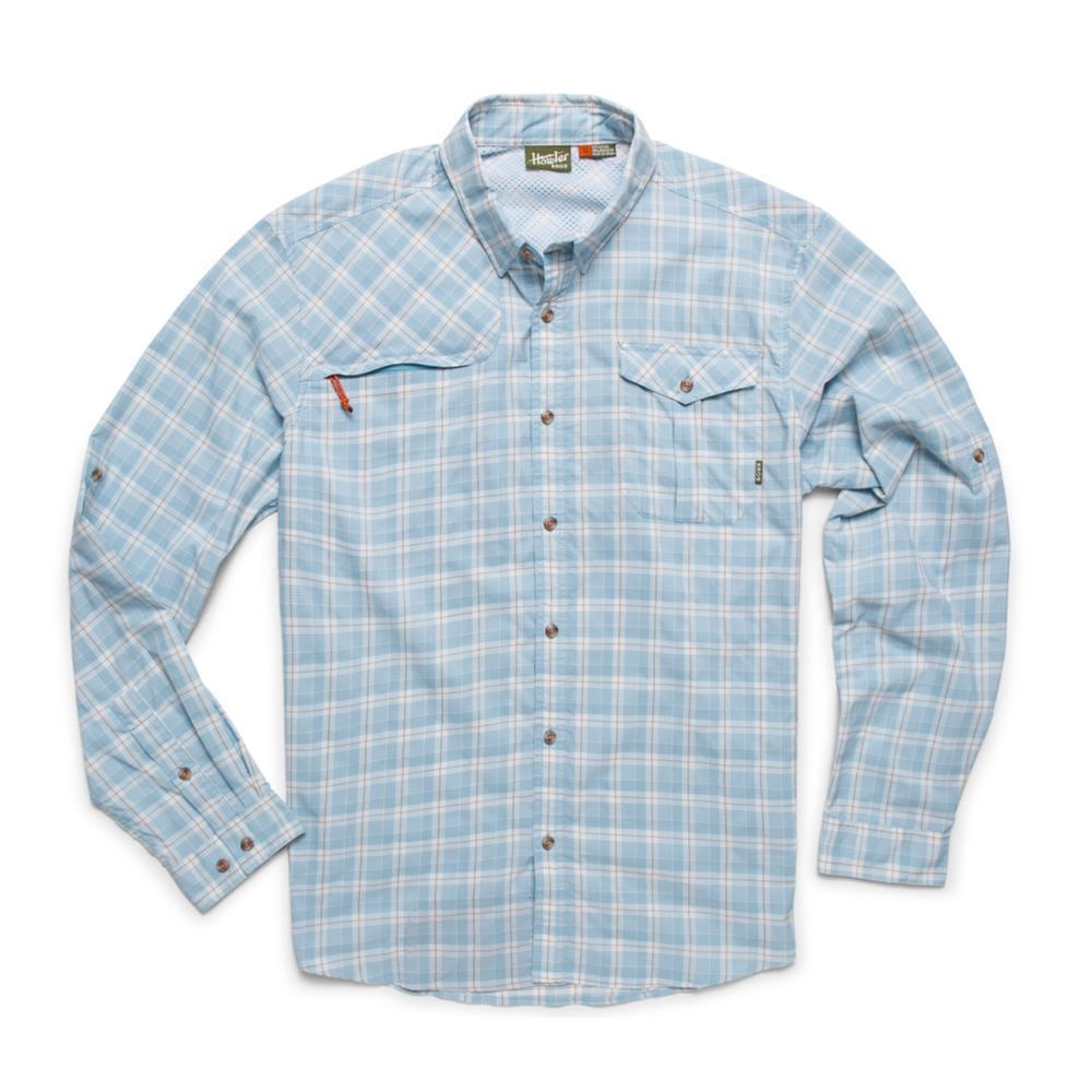 Howler Brothers Men's Matagorda Long Sleeve Shirt ATBLUE