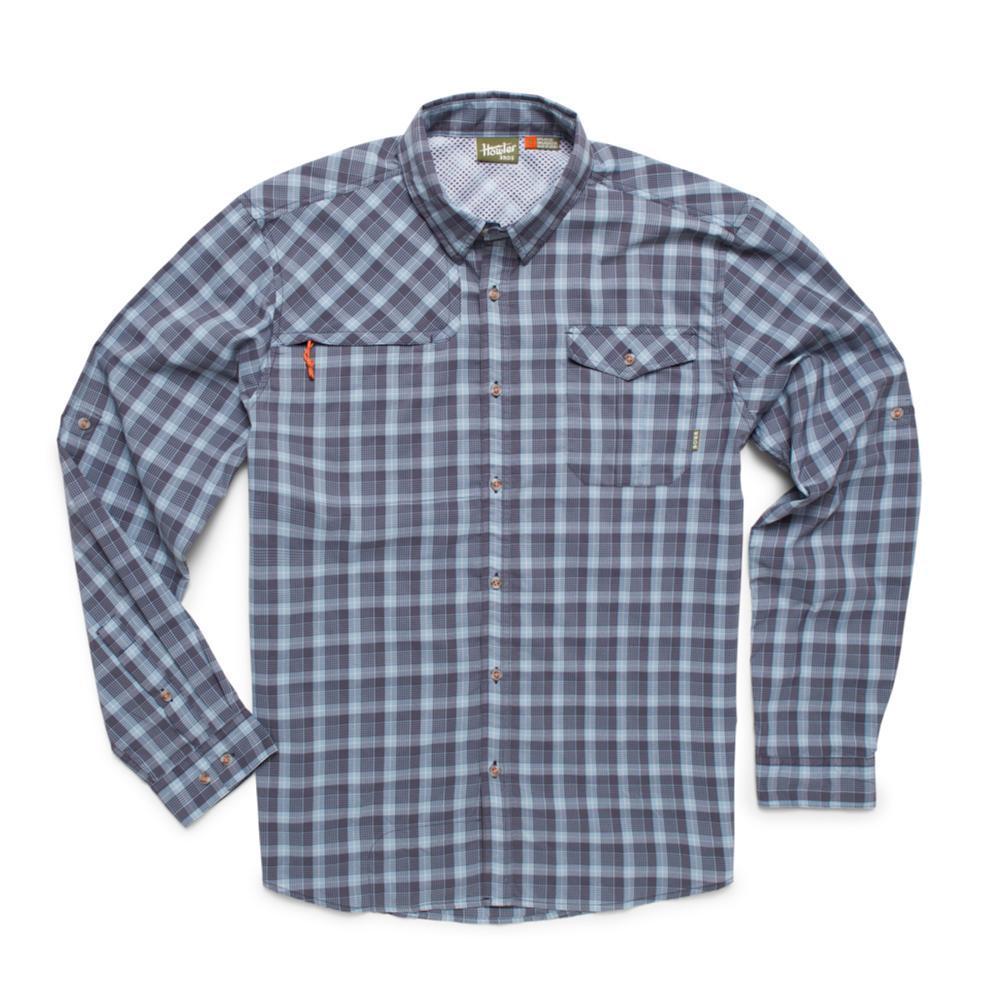Howler Brothers Men's Matagorda Long Sleeve Shirt INBLUE