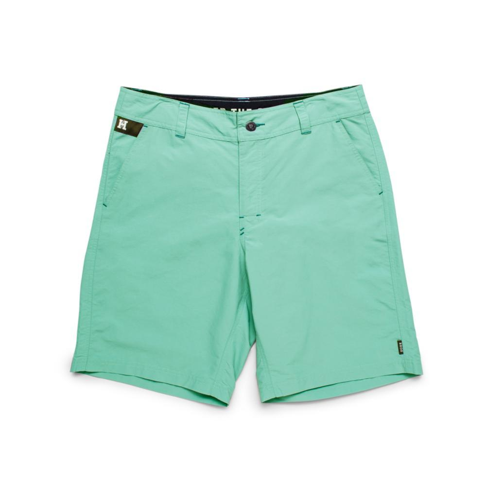 Howler Brothers Men's Horizon Hybrid Shorts - 9.5in GREEN