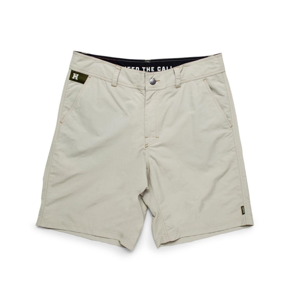 Howler Brothers Men's Horizon Hybrid Shorts - 9.5in STONE