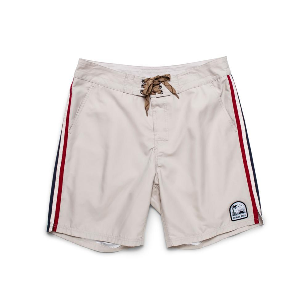Howler Brothers Men's Chandler Old School Boardshorts - 7in DUNE