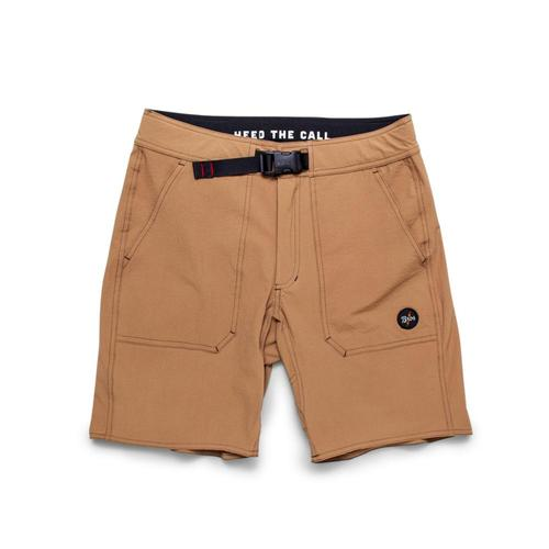 Howler Brothers Men's Tamarin Tech Shorts - 8.5in Fossiltan