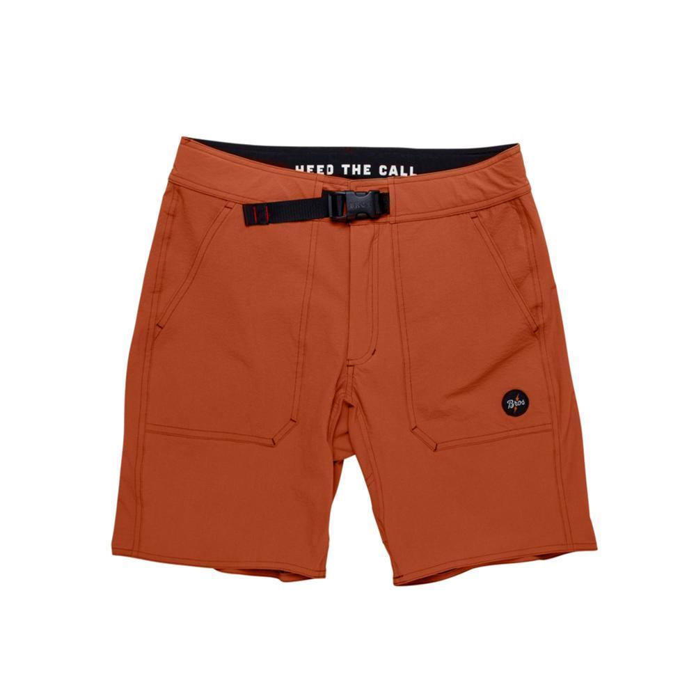 Howler Brothers Men's Tamarin Tech Shorts - 8.5in GARNETRED