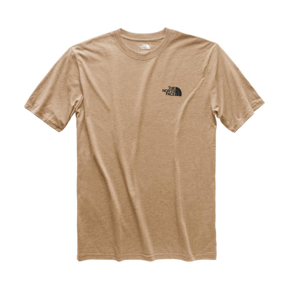 The North Face Men's Short- Sleeve Red Box Tee
