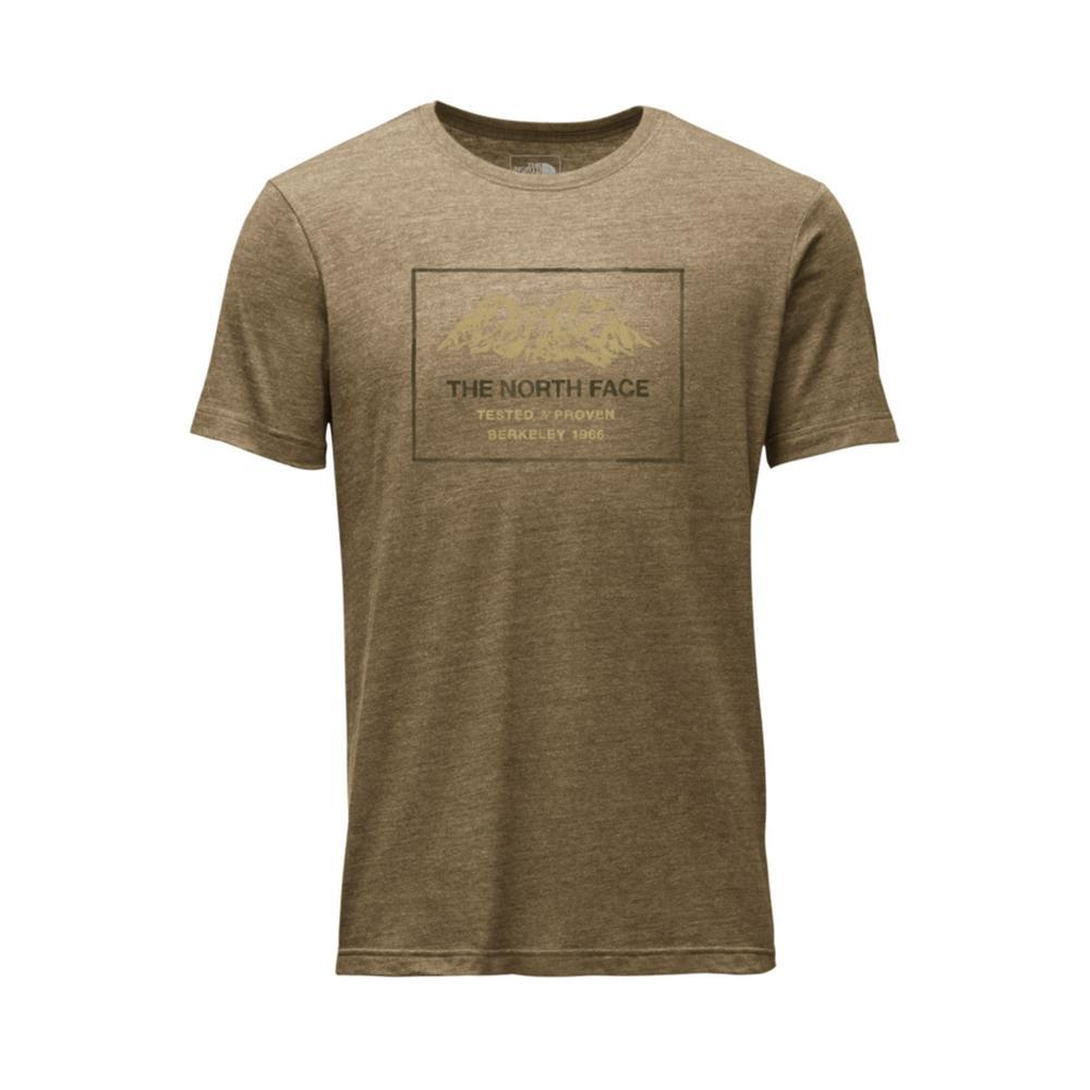 The North Face Men's Shaped Tri- Blend Tee