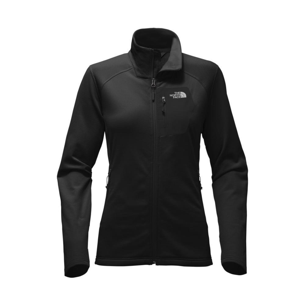 The North Face Women's Borod Full Zip Jacket BLK_JK3