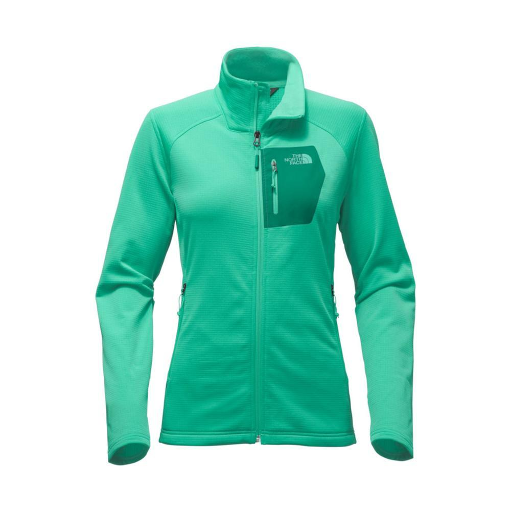 The North Face Women's Borod Full Zip Jacket PLGRNHTH_ZCU