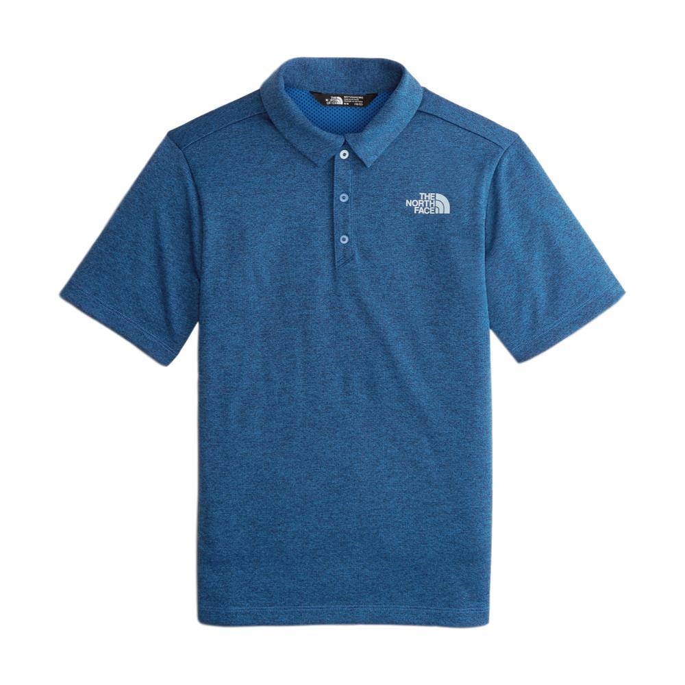 The North Face Boys Polo Shirt BLUE1ML