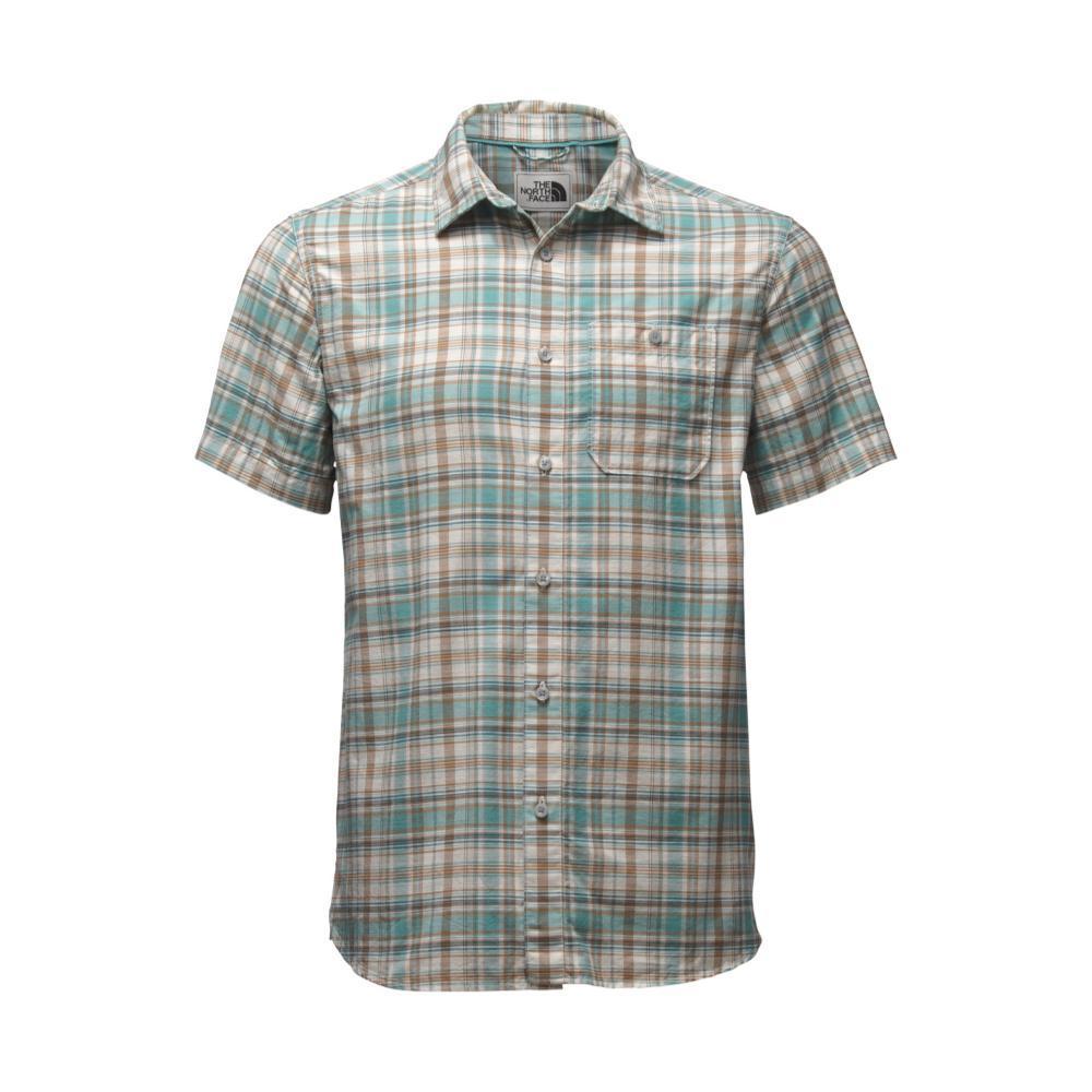 The North Face Men's Short-Sleeve Baker Shirt 3GN_BLUE
