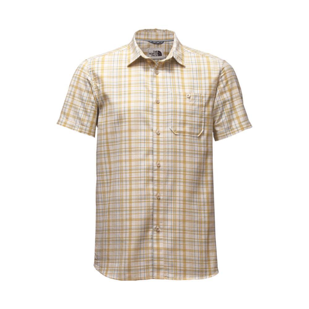 The North Face Men's Short-Sleeve Baker Shirt 3GP_YELLOW