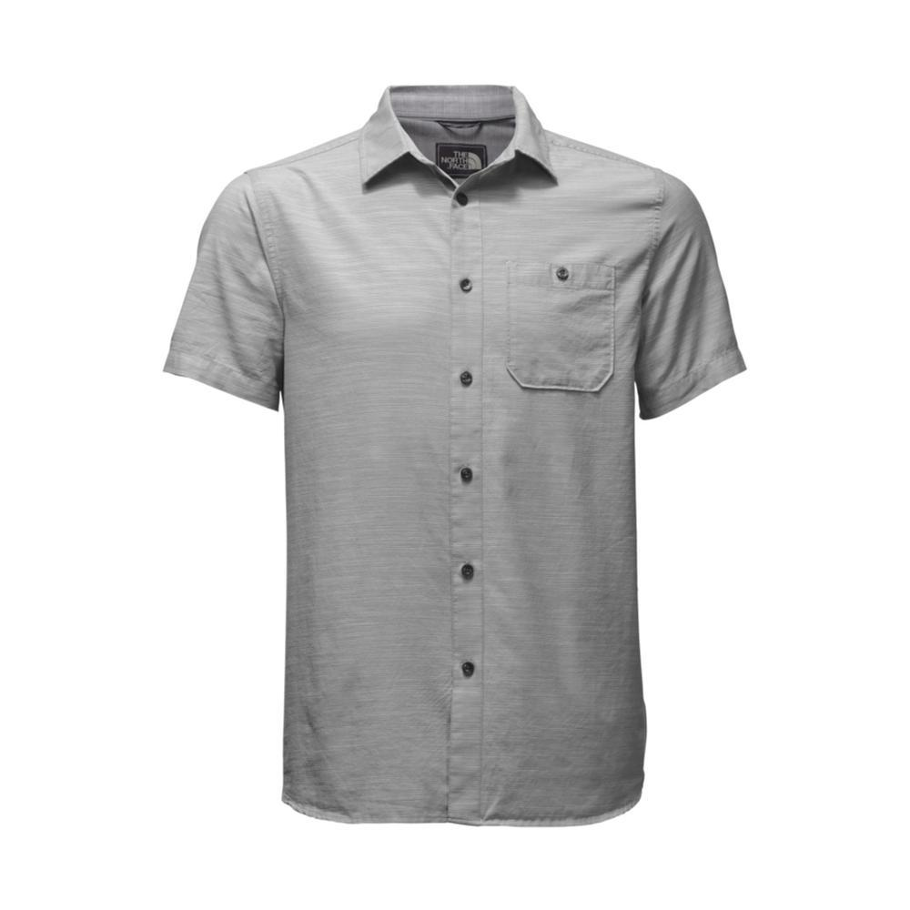 The North Face Men's Short-Sleeve Baker Shirt V3T_GREY