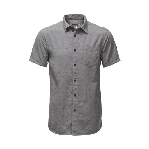 The North Face Men's Short-Sleeve Bay Trail Jacquard Shirt