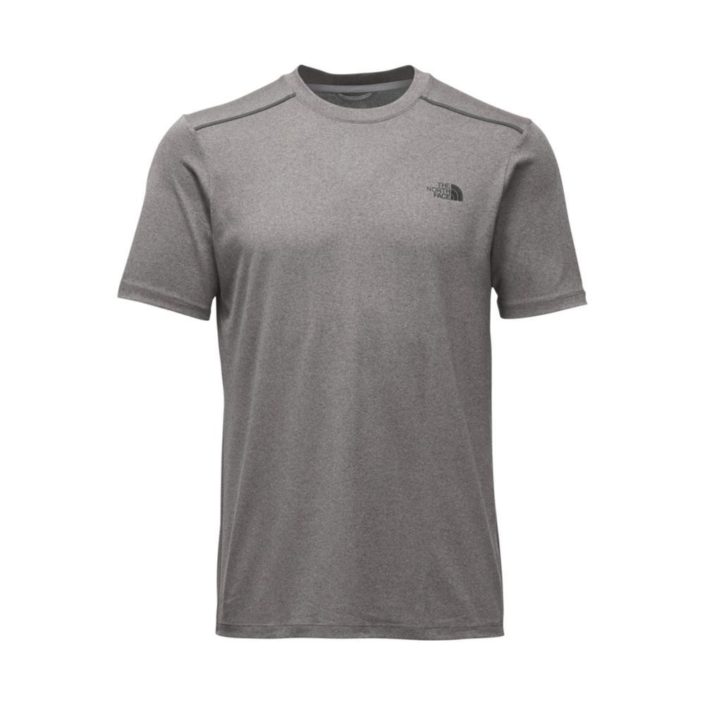The North Face Men's Short-Sleeve Reactor Crew DYY_GREY