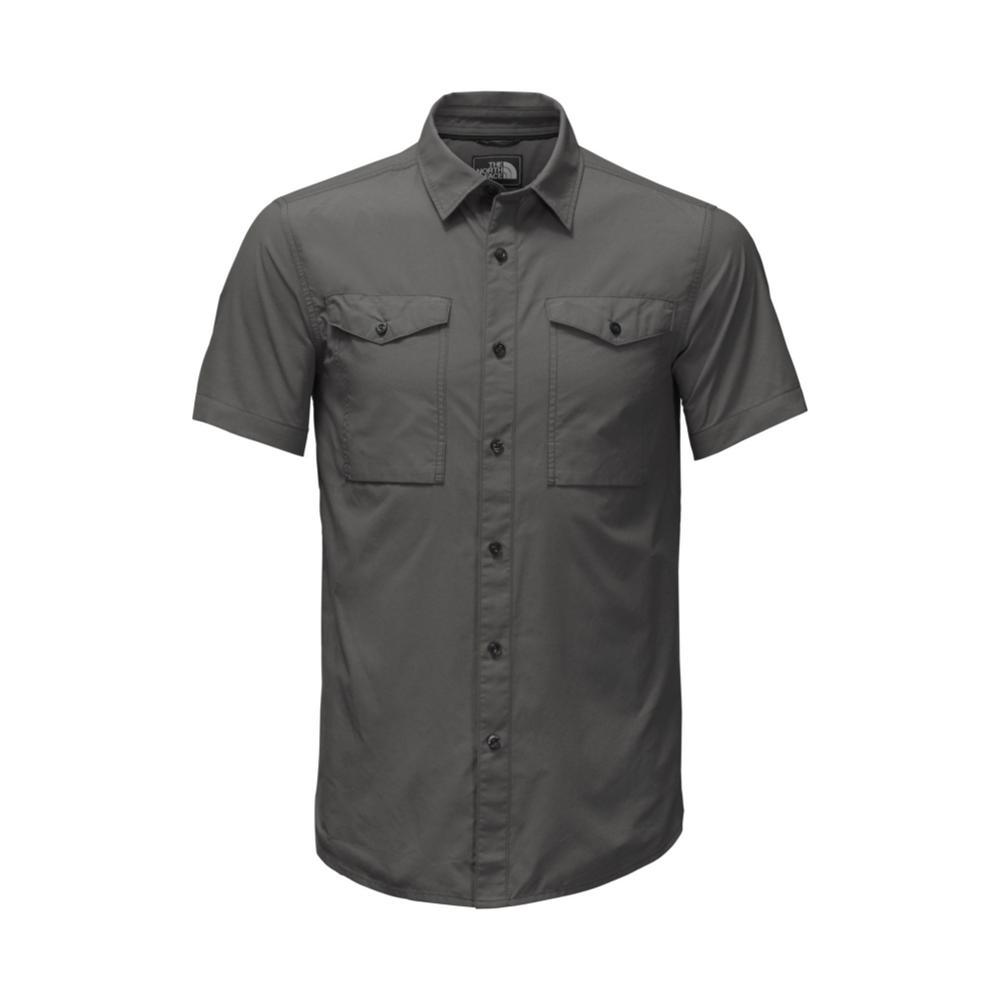 The North Face Men's Short-Sleeve Monanock Utility Shirt ZLY_BLK
