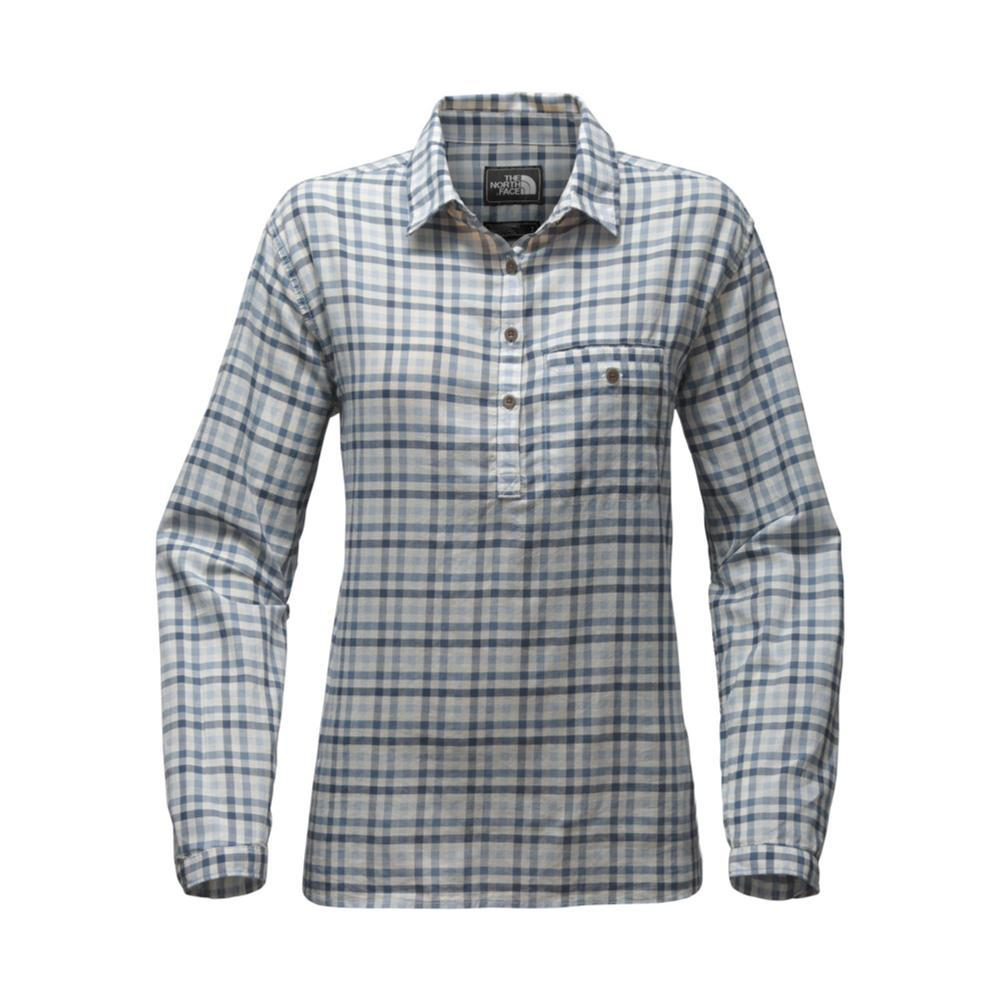 The North Face Women's Long- Sleeve Barilles Pullover Shirt