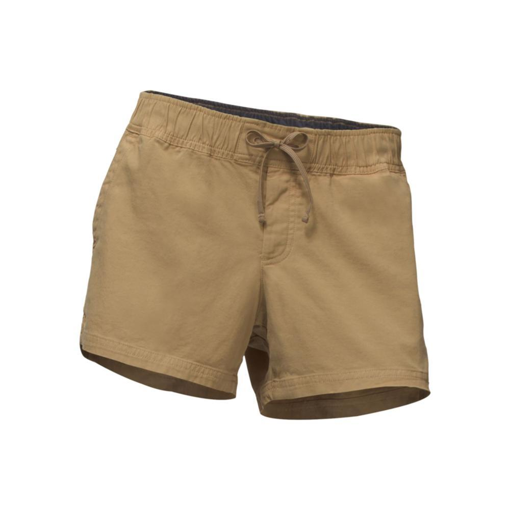 The North Face Women's Basin Shorts PLX_TAN