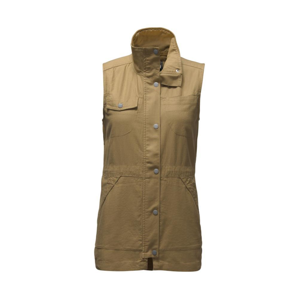 The North Face Women's Cameroon Utility Vest PLX_TAN