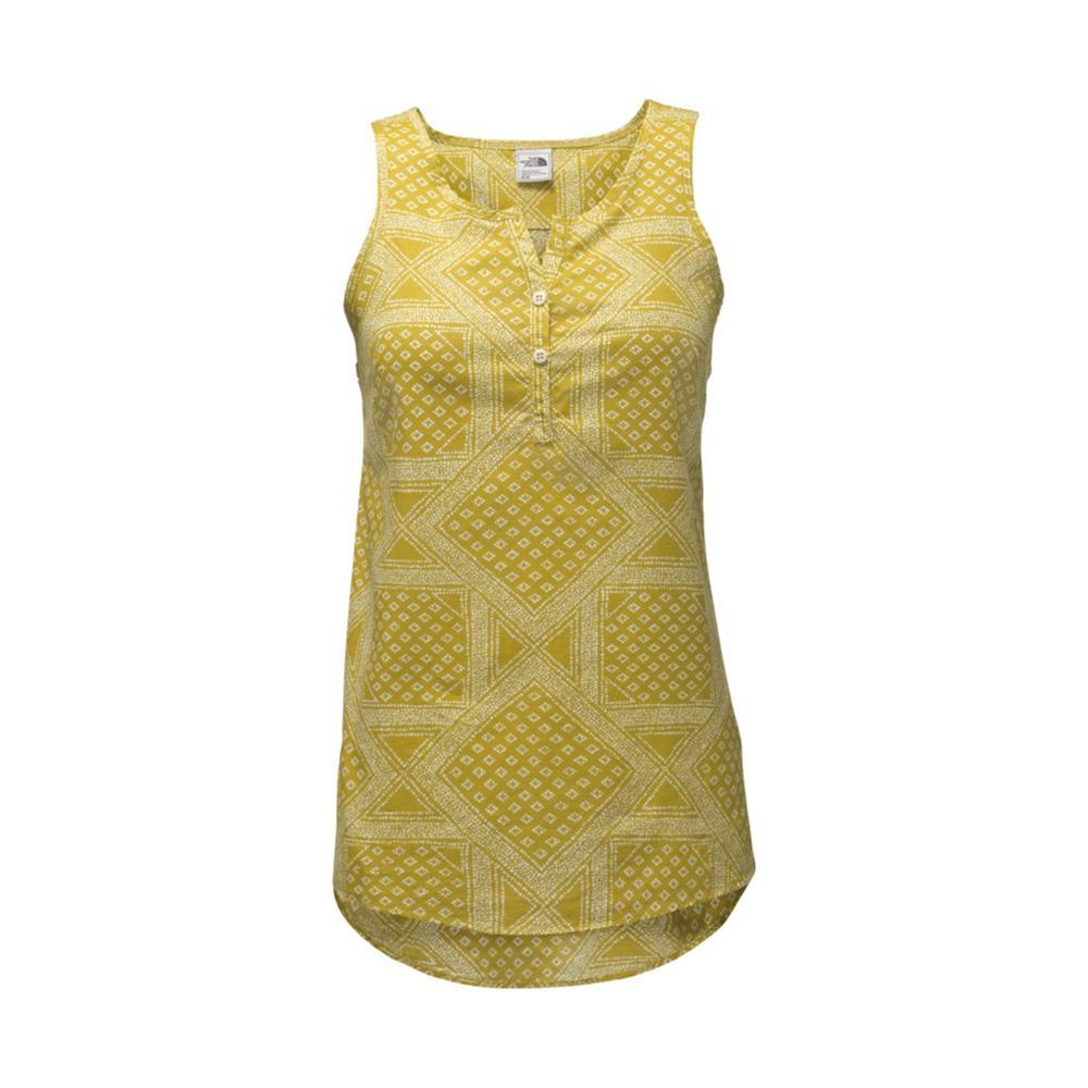 The North Face Women's Barilles Tank 3TE_YELLOW