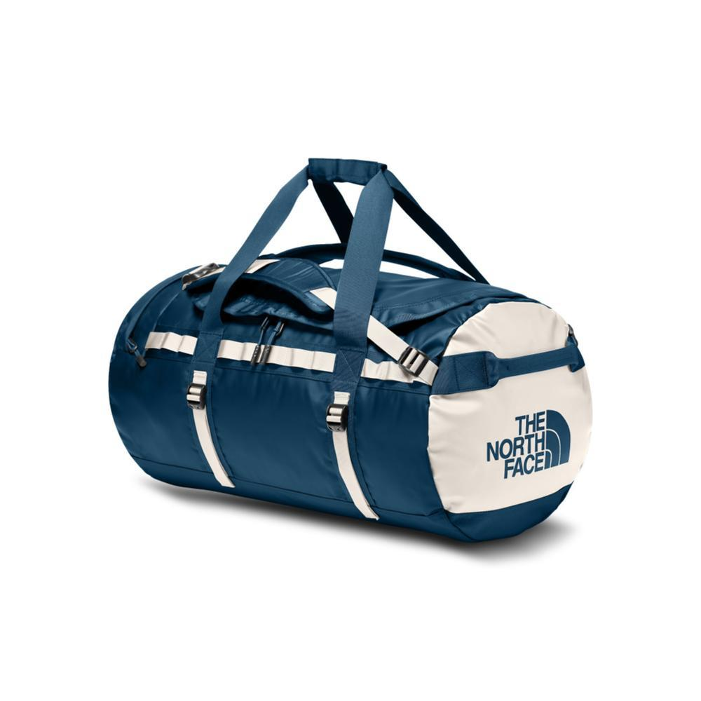 The North Face Base Camp Duffel - Medium BWTEALWHT_2RX