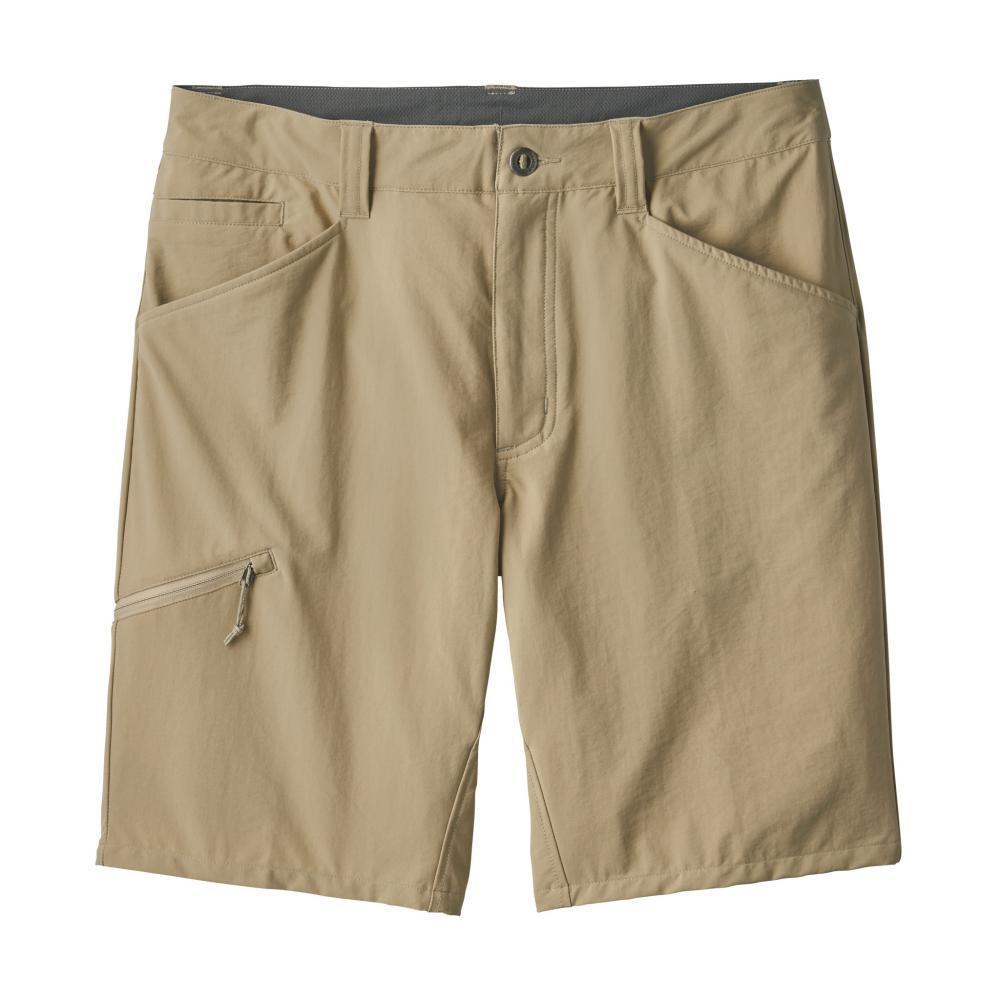 Patagonia Men's Quandary Shorts - 10in ELKH_KHAKI