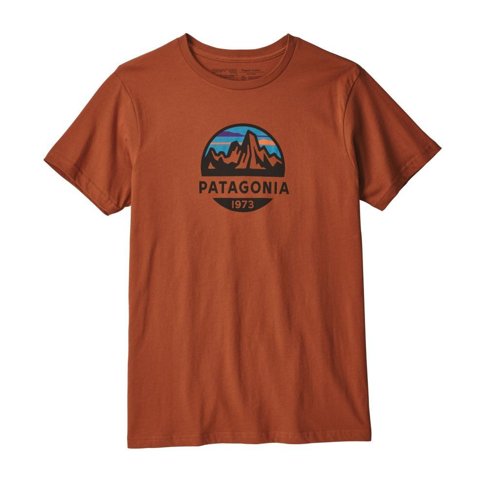 Patagonia Men's Fitz Roy Scope Organic T- Shirt