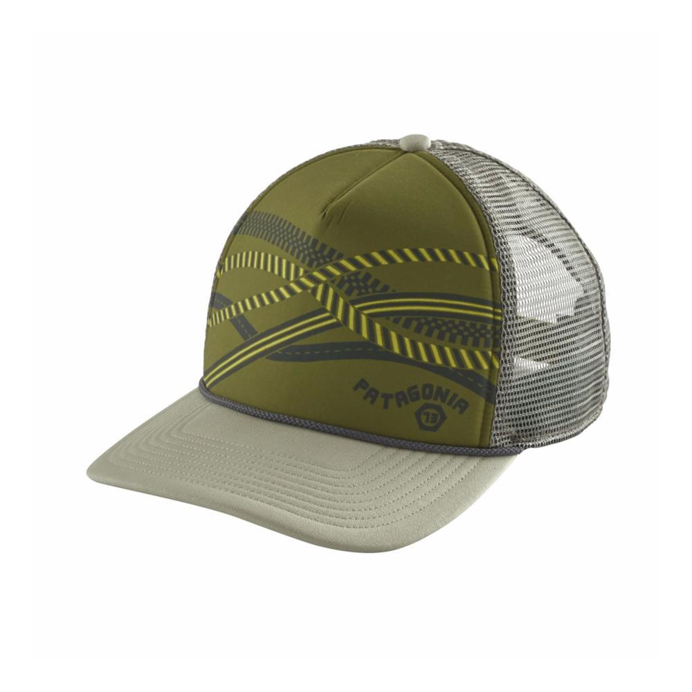 Patagonia Gear Sling Stripe Interstate Hat DTSG