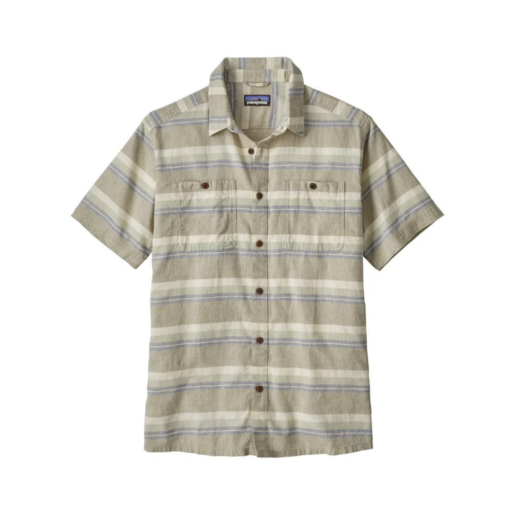 Patagonia Men's Back Step Short Sleeve Shirt SHOS_SHALE