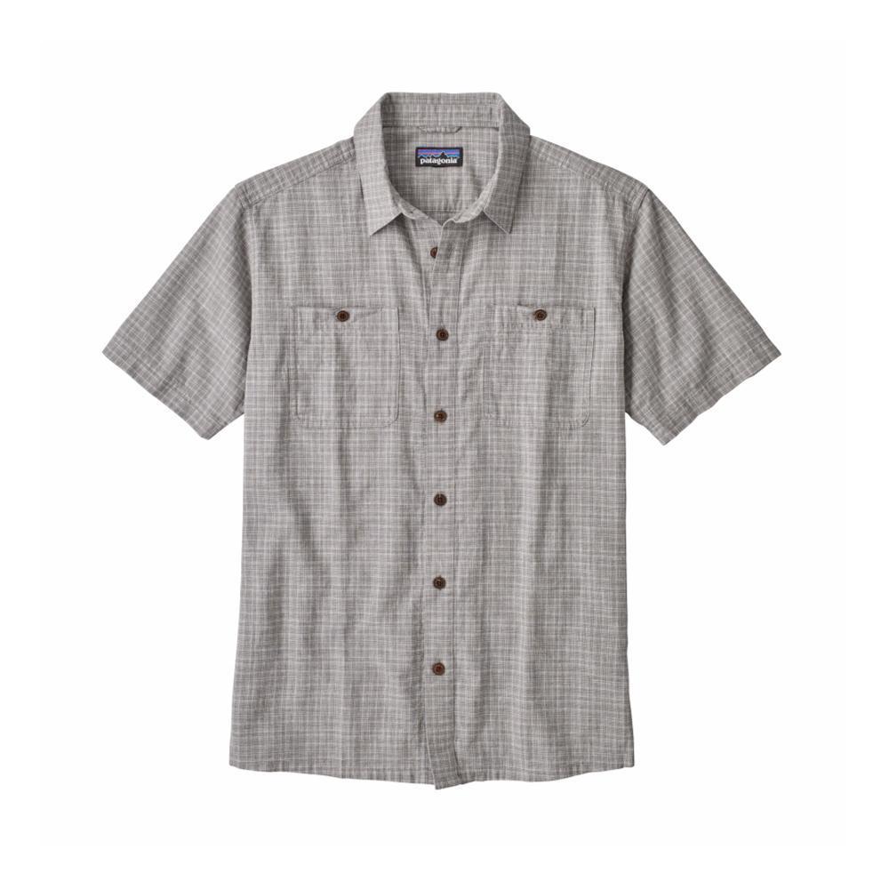 Patagonia Men's Back Step Short Sleeve Shirt TIFE_GREY