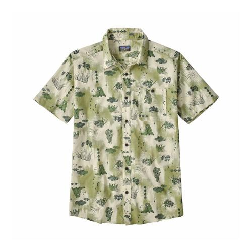Patagonia Men's Go To Short Sleeve Shirt